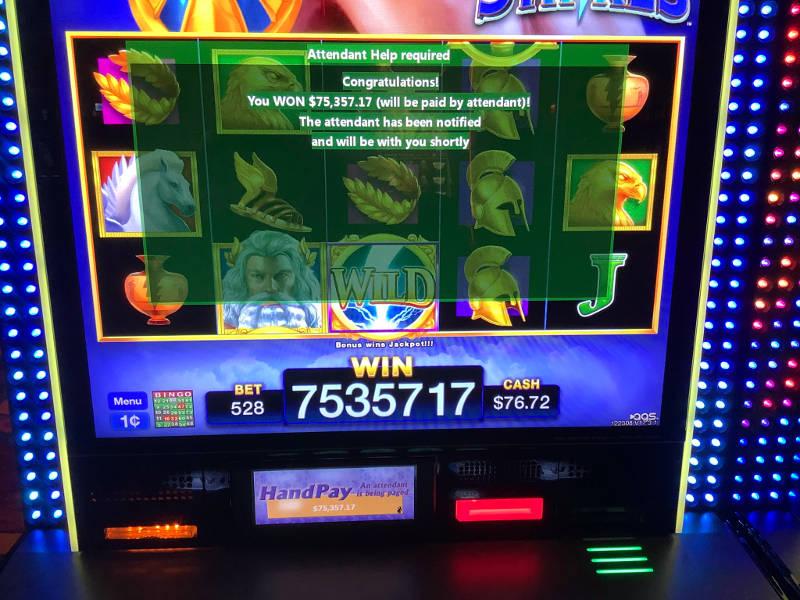 Akwesasne Slot Player Feb1720 E