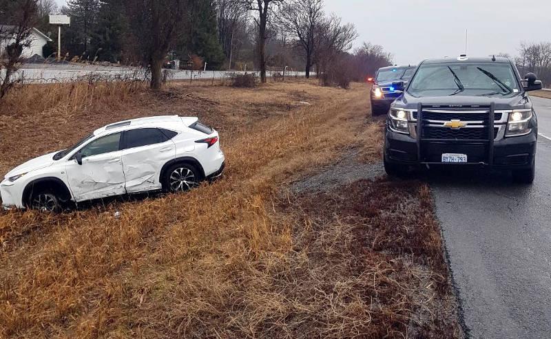 SDG Recovered Stolen Car Mar3030 E