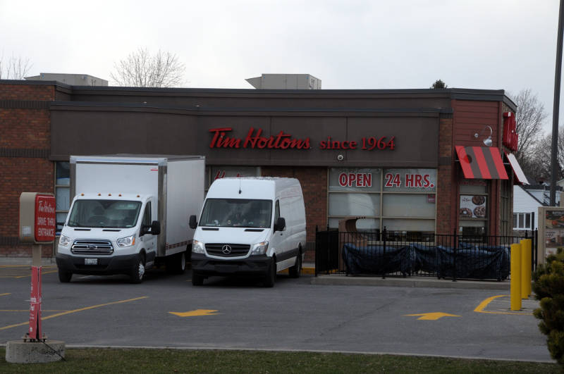 Tim Hortons COVID-19 Cleaning Apr1620 E
