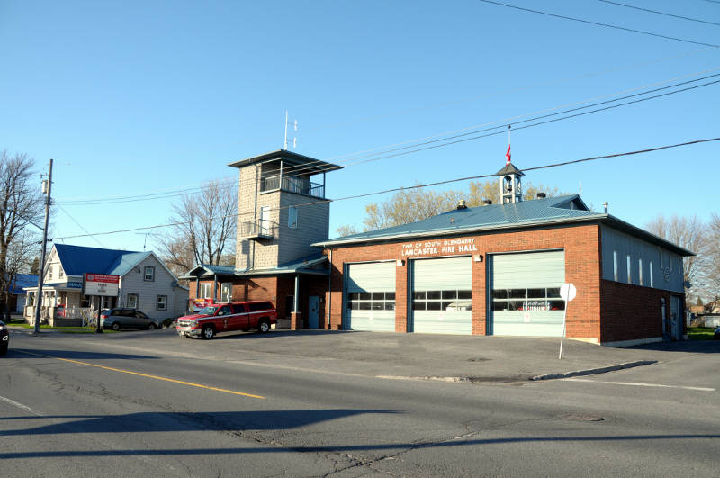 South Glengarry Lancaster Fire Station May0718 01 E