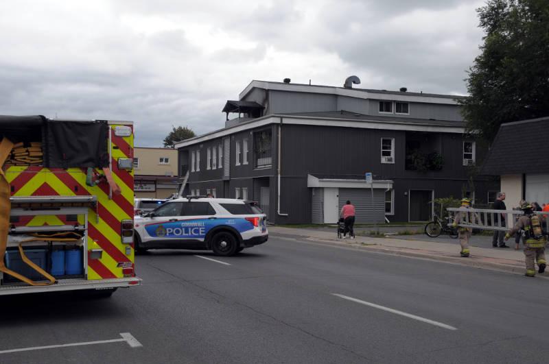Pitt Street Apt Fire Sep0221 01 E